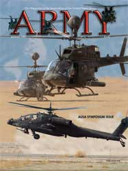 Army Magazine : January 2005 Volume 55, Issue 1 by French, Mary Blake
