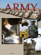 Army Magazine : February 2010 Volume 60, Issue 2 by French, Mary Blake
