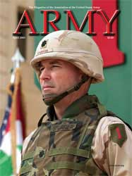 Army Magazine : April 2005 Volume 55, Issue 4 by French, Mary Blake