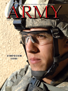 Army Magazine : April 2007 Volume 57, Issue 4 by French, Mary Blake