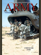 Army Magazine : May 2006 Volume 56, Issue 5 by French, Mary Blake