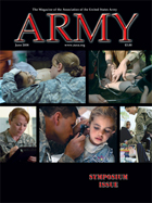 Army Magazine : June 2008 Volume 58, Issue 6 by French, Mary Blake
