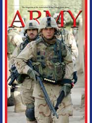 Army Magazine : July 2004 Volume 54, Issue 7 by French, Mary Blake