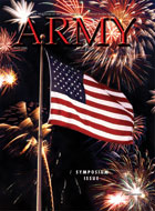 Army Magazine : July 2006 Volume 56, Issue 7 by French, Mary Blake