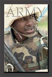 Army Magazine : August 2004 Volume 54, Issue 8 by French, Mary Blake