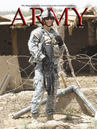 Army Magazine : August 2006 Volume 56, Issue 8 by French, Mary Blake