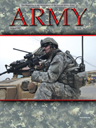 Army Magazine : August 2007 Volume 57, Issue 8 by French, Mary Blake