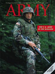 Army Magazine : September 2002 Volume 52, Issue 9 by French, Mary Blake