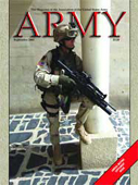 Army Magazine : September 2005 Volume 55, Issue 9 by French, Mary Blake