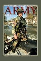 Army Magazine : November 2005 Volume 55, Issue 11 by French, Mary Blake