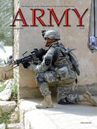 Army Magazine : November 2007 Volume 57, Issue 11 by French, Mary Blake