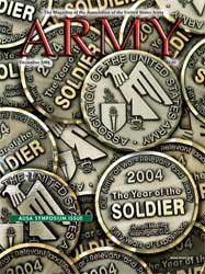 Army Magazine : December 2004 Volume 54, Issue 12 by French, Mary Blake