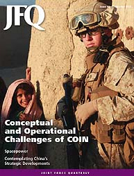 Joint Force Quarterly (Jfq) : Issue 60; ... Volume Issue 60 by Ellason, William T.