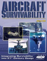 Aircraft Survivability Journal : Spring ... Volume Spring 2002 by Lindell, Dennis