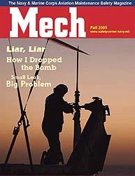 Mech Magazine : Fall 2009 Volume Fall 2009 by Robb, David