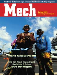 Mech Magazine : Spring 2009 Volume Spring 2009 by Robb, David