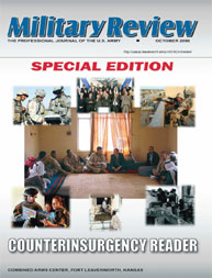 Miltary Review : November-December 2006 Volume November-December 2006 by Smith, John J.