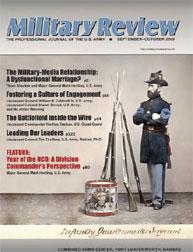 Miltary Review : September-October 2009 Volume September-October 2009 by Smith, John J.