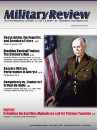 Miltary Review : November-December 2009 Volume November-December 2009 by Smith, John J.