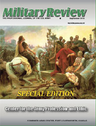 Miltary Review : Ethics Reader Special E... Volume Ethics Reader Special Edition 2010 by Smith, John J.