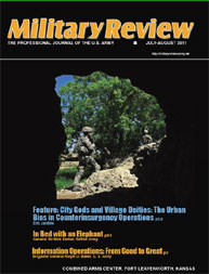 Military Review : July-August 2011 Volume July-August 2011 by Smith, John J.