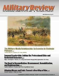 Military Review : September-October 2011 Volume September-October 2011 by Smith, John J.