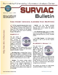 Surviac Bulletin : Issue 1 ; 2005 Volume Issue 1 by Ryan, Linda