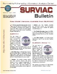 Surviac Bulletin : Issue 1 ; 2005 Volume Issue 1 by Ryan, Linda