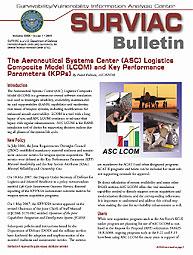 Surviac Bulletin : Issue 1 ; 2011 Volume Issue 1 by Ryan, Linda