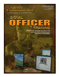Army Communicator; Spring 2006 Volume 31, Issue 2 by Edmond, Larry