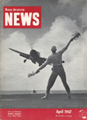 Naval Aviation News : April 1947 Volume April 1947 by U. S. Navy