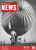 Naval Aviation News : April 1951 Volume April 1951 by U. S. Navy