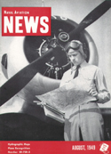Naval Aviation News : August 1949 Volume August 1949 by U. S. Navy