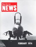 Naval Aviation News : February 1974 Volume February 1974 by U. S. Navy