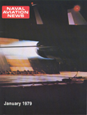 Naval Aviation News : January 1979 Volume January 1979 by U. S. Navy