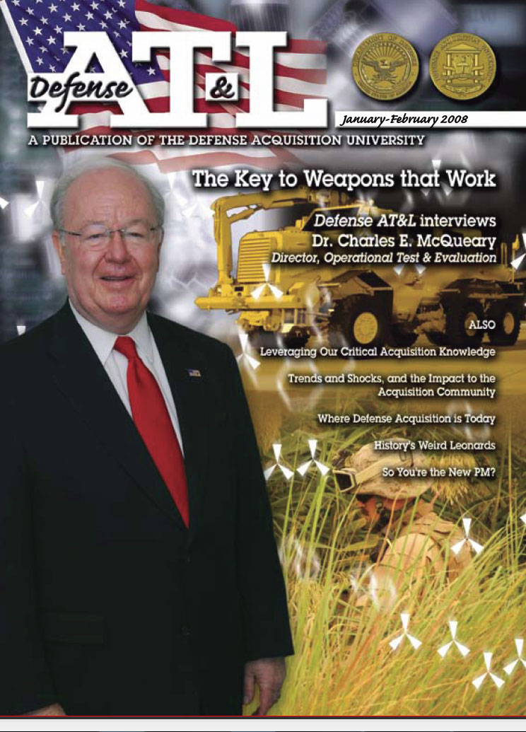 Defense at & L Magazine : January-Februa... Volume January-February 2008 by Greig, Judith M.