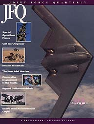 Joint Force Quarterly (Jfq) : Issue 2; A... Volume Issue 2 by Ellason, William T.
