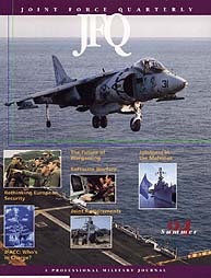 Joint Force Quarterly (Jfq) : Issue 5; S... Volume Issue 5 by Ellason, William T.