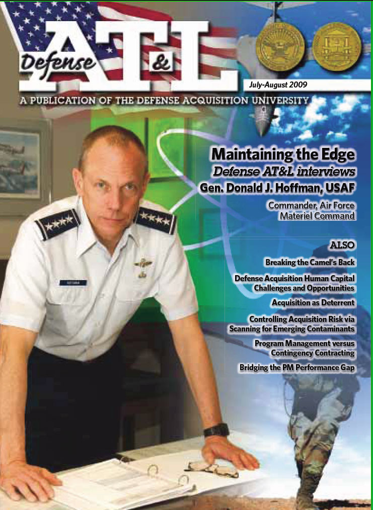 Defense at & L Magazine : July-August 20... Volume July-August 2009 by Greig, Judith M.