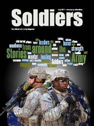 Soldiers Magazine : Volume 66, Issue 7 ;... by Mcleary, Carrie