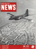 Naval Aviation News : June 1950 Volume June 1950 by U. S. Navy
