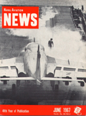 Naval Aviation News : June 1967 Volume June 1967 by U. S. Navy
