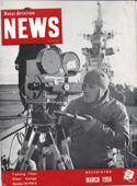 Naval Aviation News : March 1950 Volume March 1950 by U. S. Navy