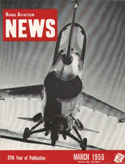 Naval Aviation News : March 1956 Volume March 1956 by U. S. Navy