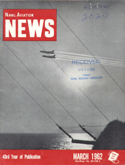 Naval Aviation News : March 1962 Volume March 1962 by U. S. Navy