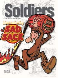 Soldiers Magazine : Volume 62, Issue 11 ... by Mcleary, Carrie