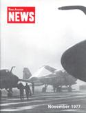 Naval Aviation News : November 1977 Volume November 1977 by U. S. Navy