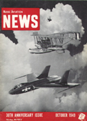 Naval Aviation News : October 1949 Volume October 1949 by U. S. Navy