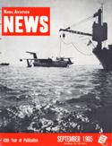 Naval Aviation News : September 1965 Volume September 1965 by U. S. Navy