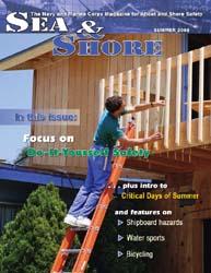 Sea and Shore : Volume 10, Issue 2 ; Sum... by Nelson, Derek
